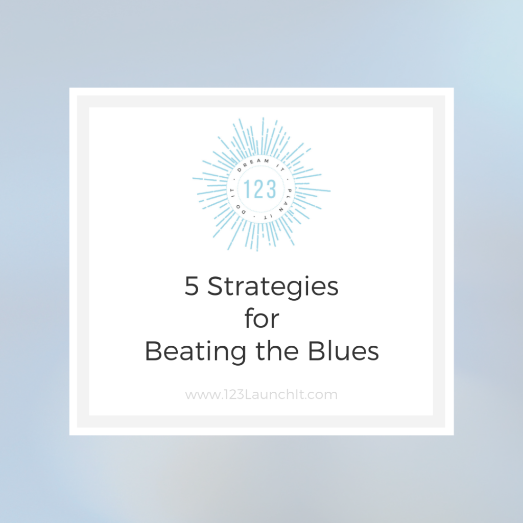 strategies for beating the blues