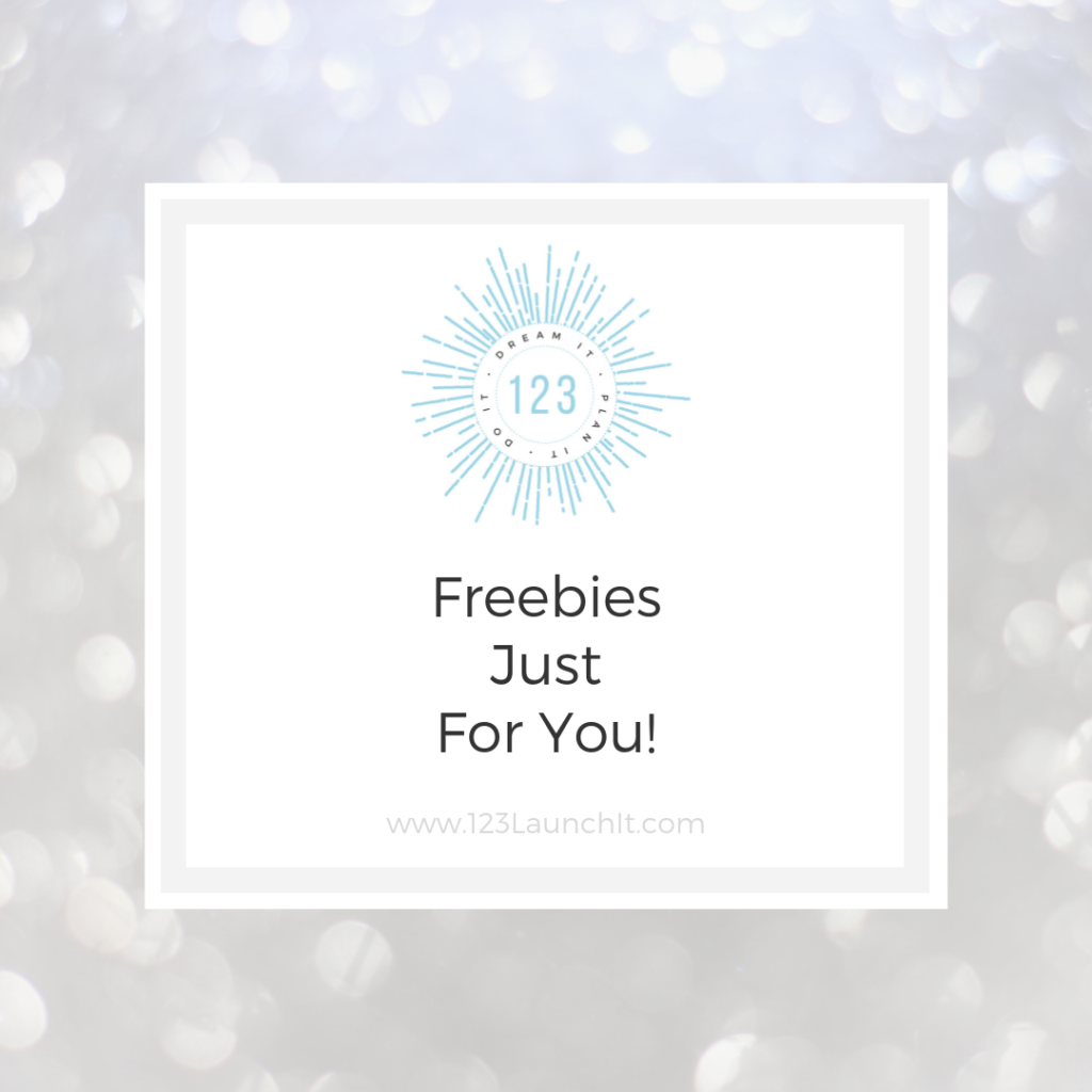 123 Freebies for Success