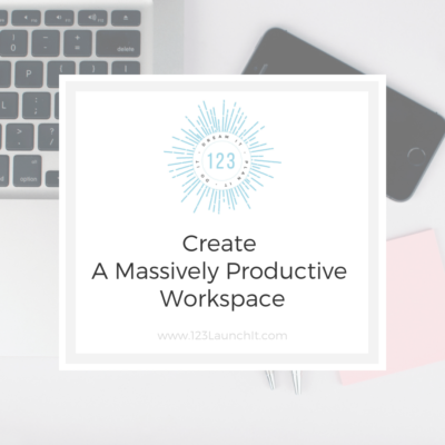 What You Need to Know To Create A Massively Productive Workspace